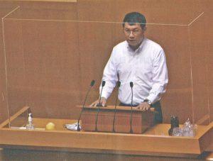 福岡県議会 令和3年度6月定例会 中尾正幸 一般質問